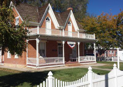 John A. Freeman Home