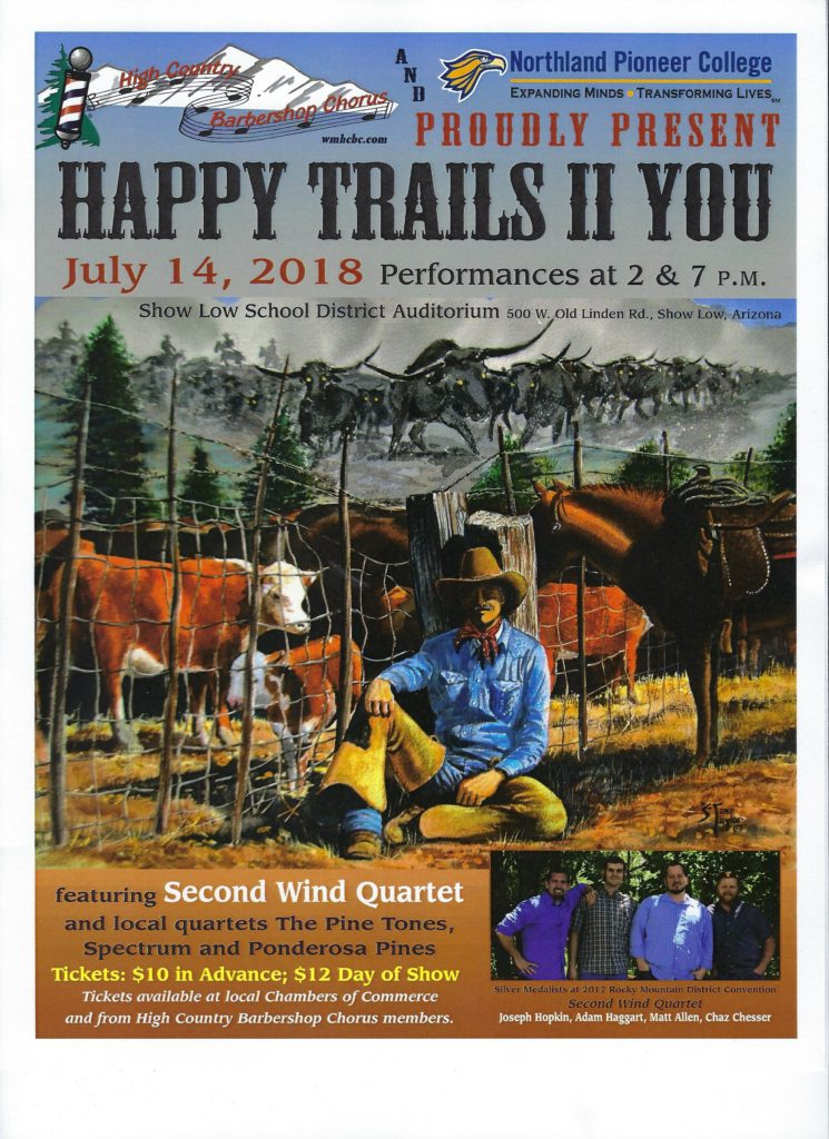 Happy Trails II You