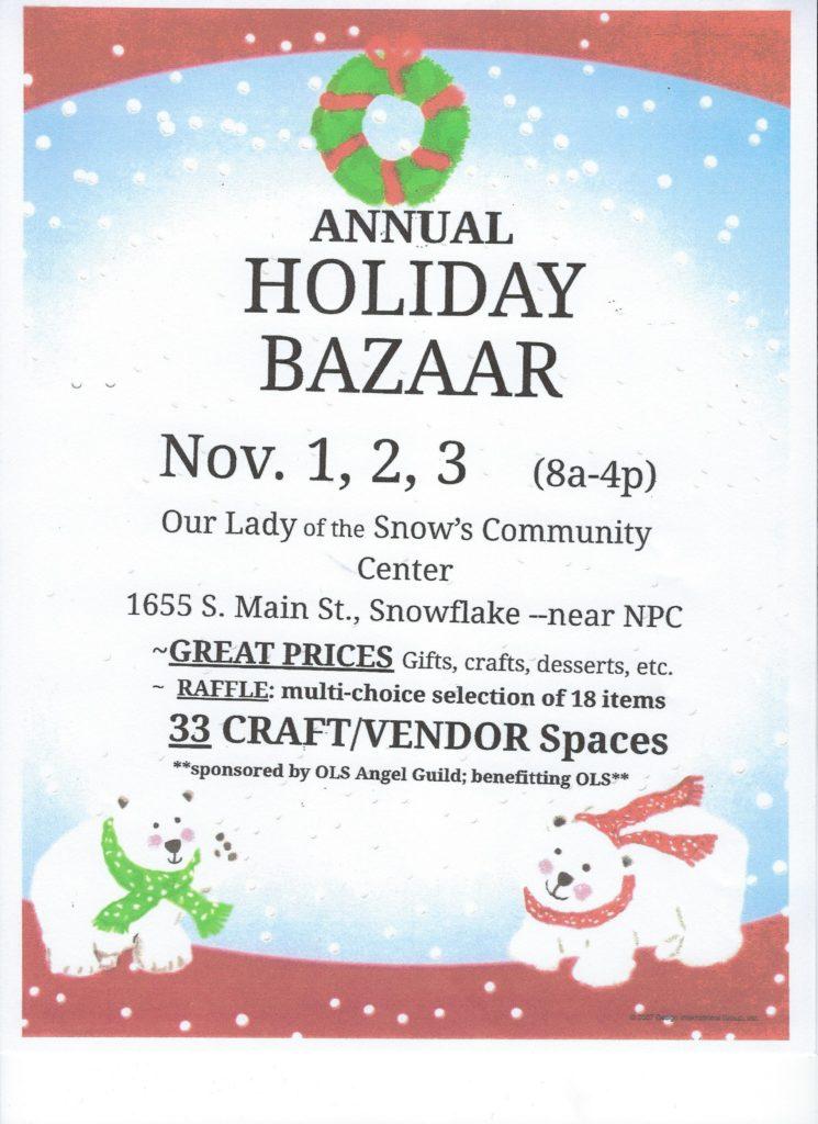 OLS Holiday Bazaar