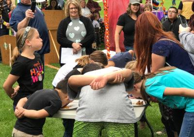 2018-Harvest-Fest-Pie-Eating-Contest