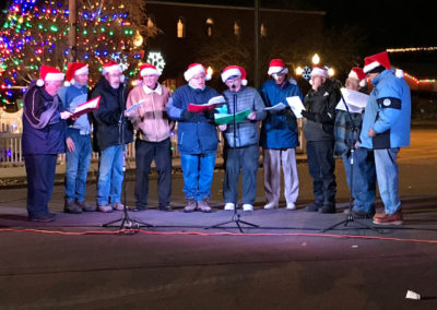 High Country Barbershop Chorus