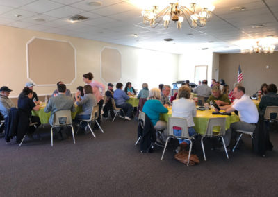 January Lunch & Learn Attendees