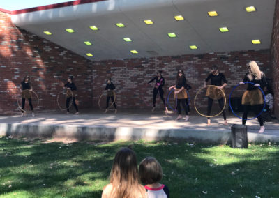 Hoop Dance Magic