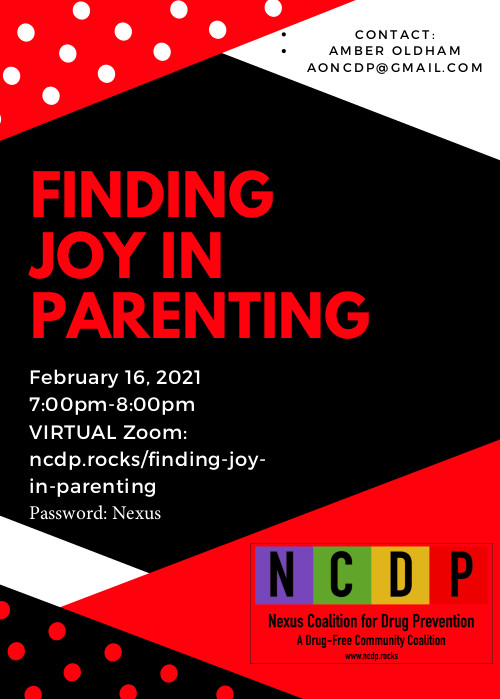 Finding Joy in Parenting