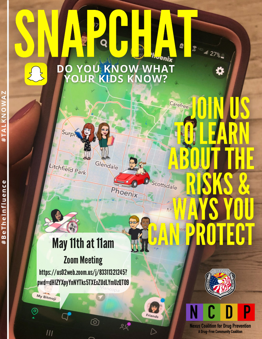 Snapchat. Do You Know What Your Kids Know?