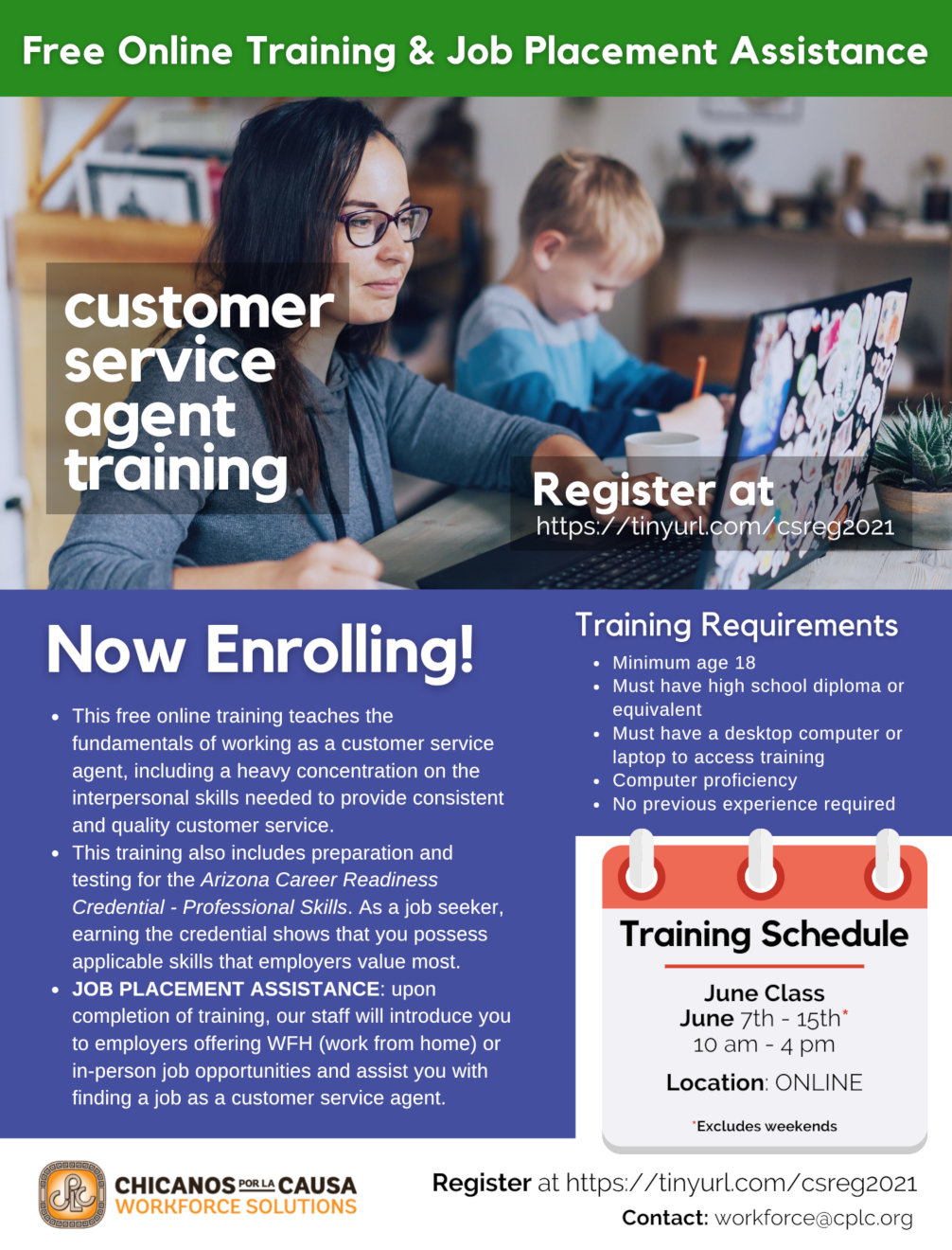 Customer Service Agent Training